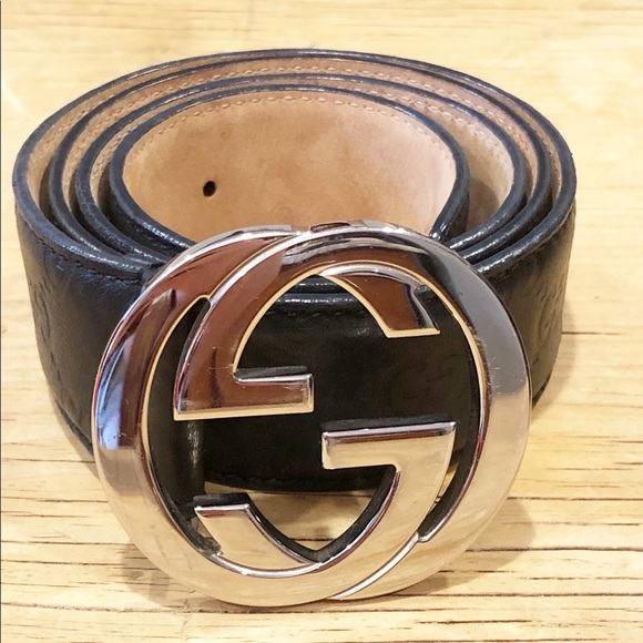 9be451791 Gucci Accessories - 🇺🇸SALE🇺🇸 Gucci Signature Leather Belt